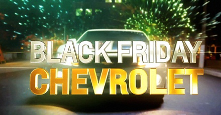 Black Friday Chevrolet - foto Divulga��o