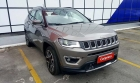 O Jeep Compass 2.0 Flex Tigershark 4x2 AT6 de 159 cv a 166 cv