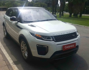 "Evoque ""made in Brazil"" cumpre o que promete"