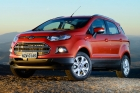 EcoSport é modelo global lançado pela Ford no final de 2012
