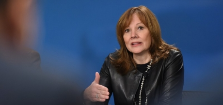 Mary Barra, CEO mundial da General Motors