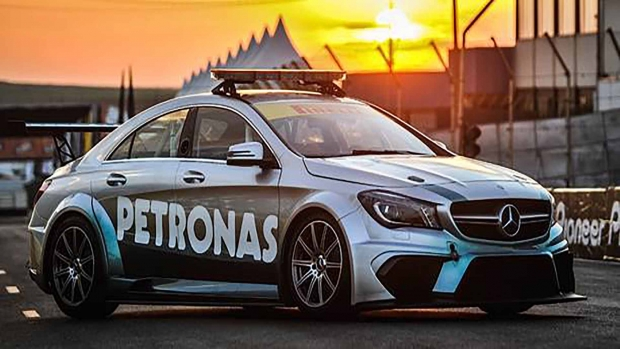 Serão disputadas as categorias C 250 Cup e CLA AMG Cup