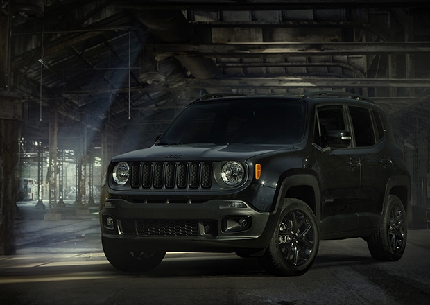 "SUV é alusivo ao ""Batman vs Superman: Dawn of Justice"""