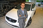 Leandro Teixeira, novo diretor de marketing da Volvo