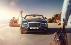 O Rolls-Royce Dawn, que traz superluxo e motor potente